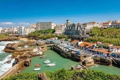 Biarritz ( เมืองบิอาร์ริตซ์ )