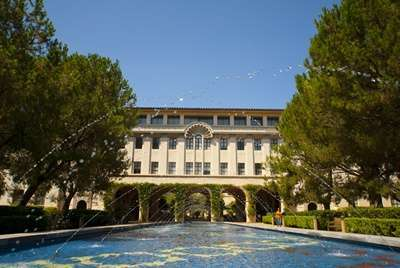 California Institute of Technology ประเทศ United States