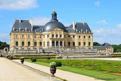 Château de Vaux-le-Vicomte ( คฤหาสน์ โว เลอ วีกง )