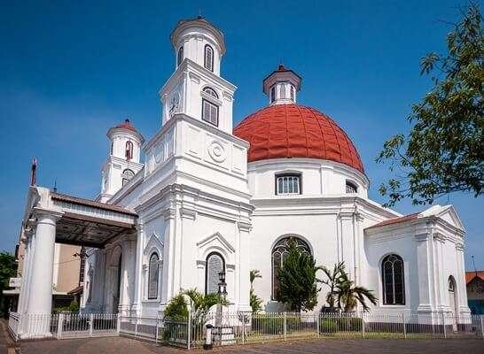 Dome Church Blenduk
