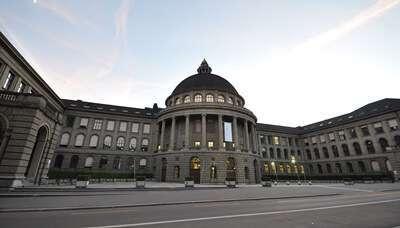 ETH Zurich ประเทศ Switzerland