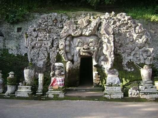 Goa Gajah 'ถ้ำช้าง'