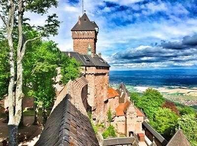 ปราสาท Haut-Koenigsbourg