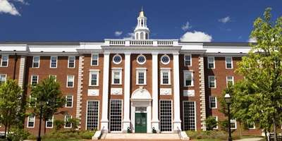Harvard University ประเทศ United States