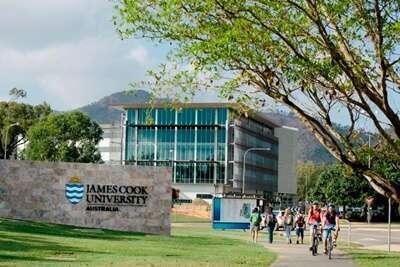 James Cook University ประเทศ Australia