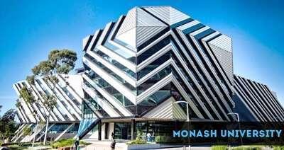 Monash University ประเทศ Australia