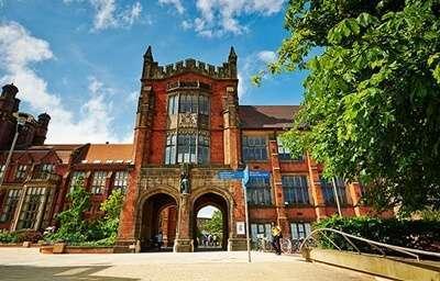 Newcastle University ประเทศ United Kingdom