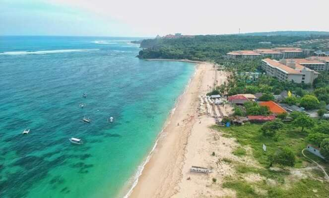 Pantai Geger Beach