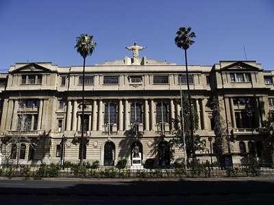 Pontifical Catholic University of Chile ประเทศChile
