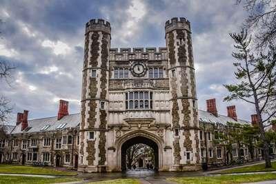 Princeton University ประเทศ United States