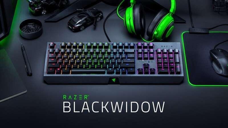 Razer Blackwidow 2019