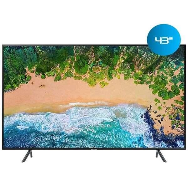 Samsung UHD 4K Smart TV 43 รุ่น UA43NU7100KXXT