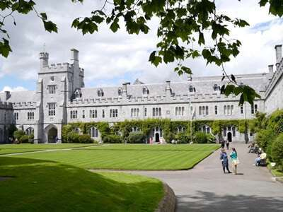 University College Cork (UCC) ประเทศ Ireland