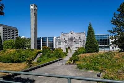 University of British Columbia ประเทศ Canada
