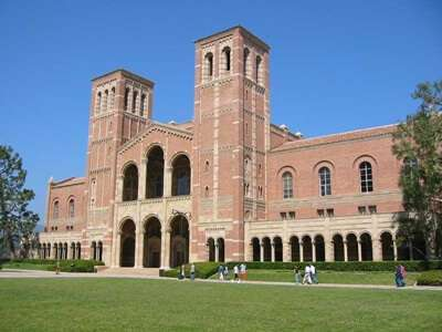 University of California, Los Angeles ประเทศ United States