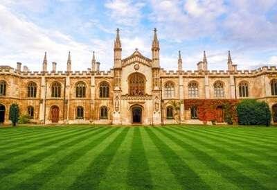 University of Cambridge ประเทศ United Kingdom