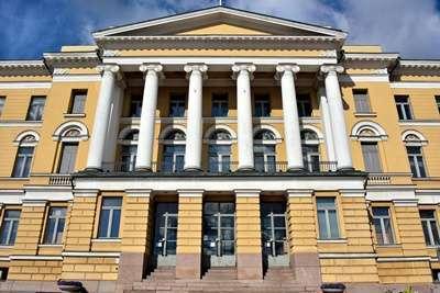University of Helsinki ประเทศ Finland