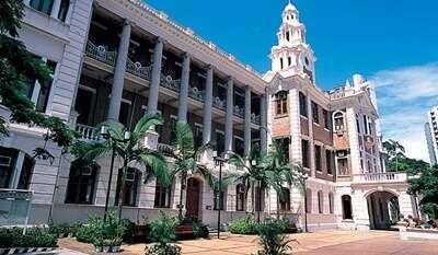 University of Hong Kong ประเทศ Hong Kong