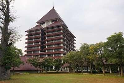 University of Indonesia ประเทศ Indonesia