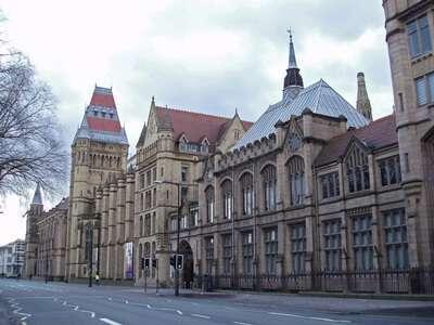 University of Manchester ประเทศ United Kingdom
