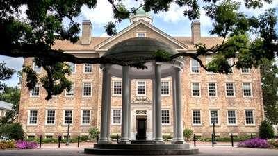 University of North Carolina at Chapel Hill ประเทศ United States