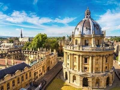 University of Oxford ประเทศ United Kingdom