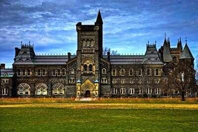 University of Toronto ประเทศ Canada
