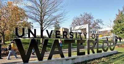 University of Waterloo ประเทศ Canada