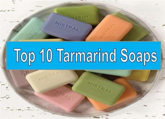 Top 10 tarmarind Soaps