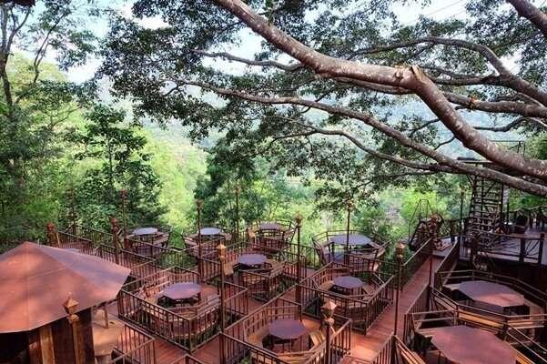 ดื่มกาแฟชิลๆที่ The Giant Chiangmai