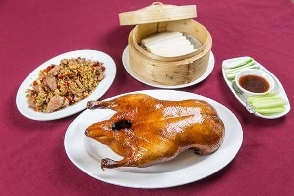 ภัตตาคารอาหารจีน อันอันเหลา