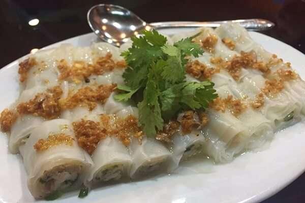 เลี่ยวเลี่ยงเซ้งอาหารจีนห้าแผ่นดิน