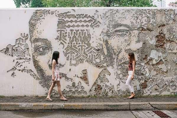 Street Artเจริญกรุง