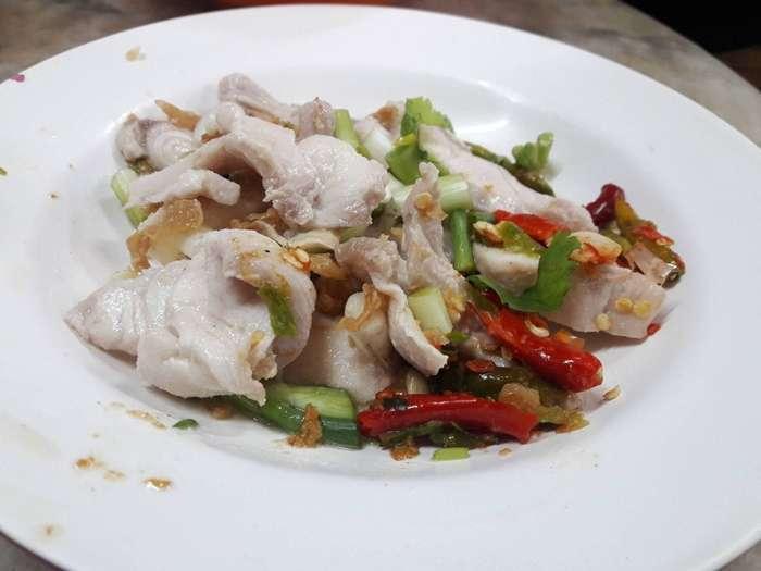 ซุปปลากรุงเทพ