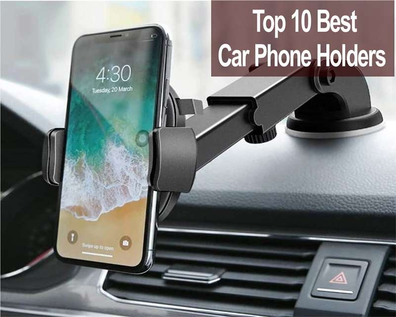 ที่วางโทรศัพท์ในรถยนต์ที่ดีที่สุดคืออะไร