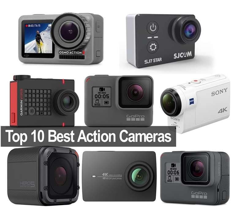 กล้องแอคชั่นที่ดีที่สุดคืออะไร
