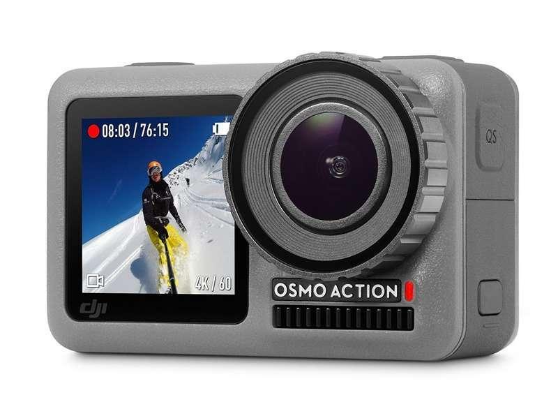 กล้องแอคชั่นราคาถูกที่ดีที่สุดคืออะไร
