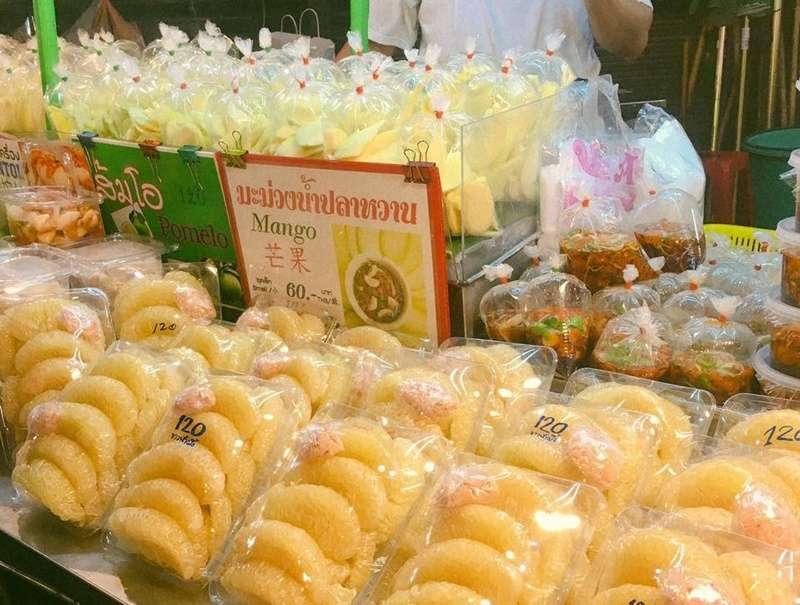 ร้านขนมที่ดีที่สุดในกรุงเทพ