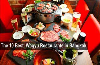 ร้านอาหารวากิวที่ดีที่สุดในกรุงเทพ