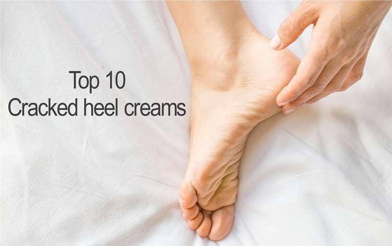 10 ครีมทาส้นเท้าแตกที่ดี เพื่อเท้านุ่มชุ่มชื้น