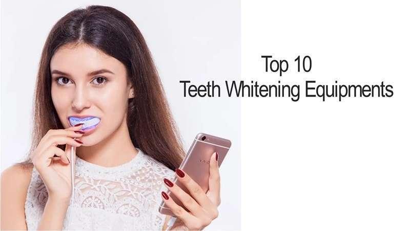 10 อันดับอุปกรณ์ฟอกฟันขาว ถูกและดีทำเองที่บ้านได้