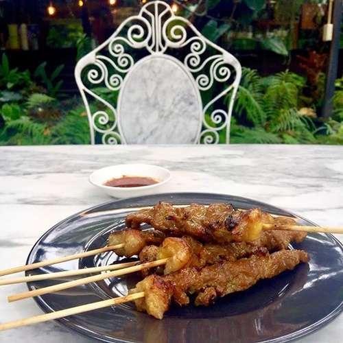 สถานที่ที่ดีที่สุดในการกิน Satay ในกรุงเทพ