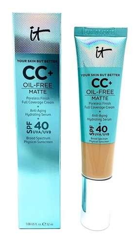 CC cream เป็นสีรองพื้นหรือไม่