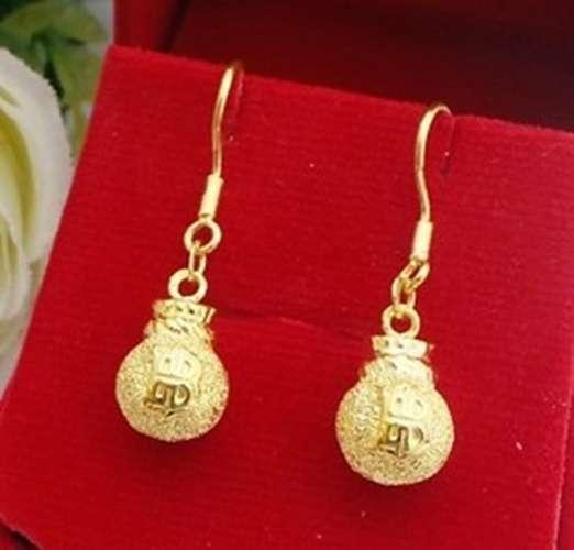 ฉันจะหาต่างหูทองคำได้ที่ไหน