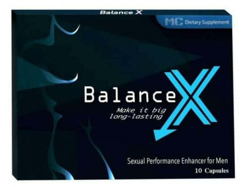 อาหารเสริมสำหรับผู้ชาย-balance-x