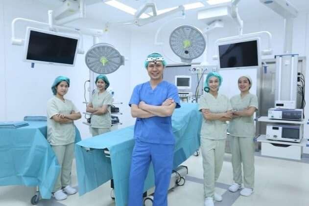 ศัลยกรรมผ่าตัดกระเพาะอาหาร รักษาโรคอ้วน