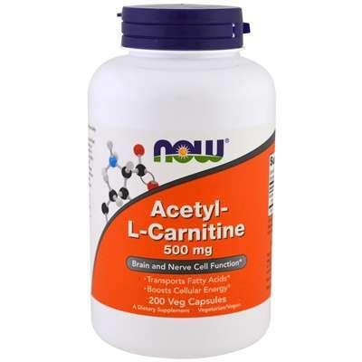 ทำความรู้จักกับ 10 Acetyl – L-Carnitine อาหารเสริมบำรุงสมองจากความเหนื่อยล้า [wpsm_custom_meta type=date field=year] 2