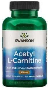 ทำความรู้จักกับ 10 Acetyl – L-Carnitine อาหารเสริมบำรุงสมองจากความเหนื่อยล้า [wpsm_custom_meta type=date field=year] 4