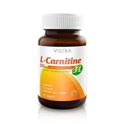 ดูแลหุ่นให้ดูดีได้อย่างใจด้วย10 L-carnitine ตัวช่วยเผาผลาญไขมันเสริมสร้างกล้ามเนื้อ 3