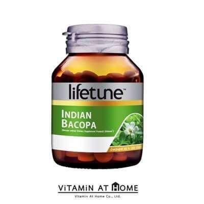 อยากความจำดีต้องลอง10 ผลิตภัณฑ์เสริมอาหาร bacopa สมุนไพรบำรุงสมองให้แข็งแรง 8